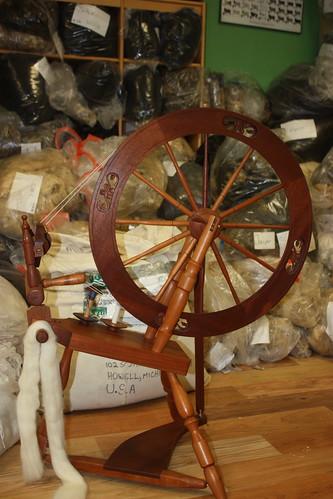 "Patrick Russo ""Vermont Wheel"""