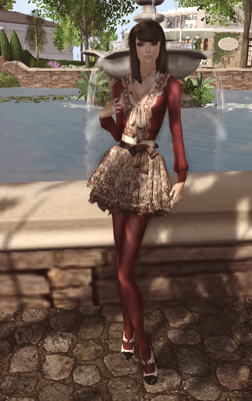 Vintage Fair - Look #08 - League