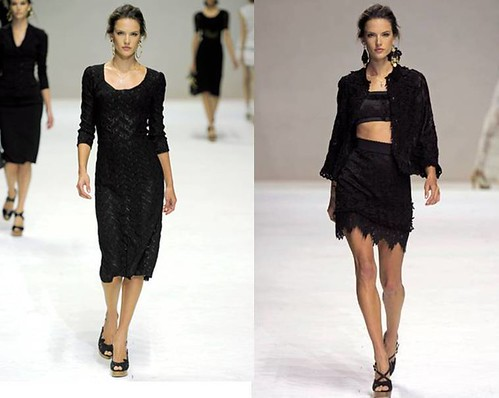 Alessandra-Ambrosio-vestidos-negros-Dolce-Gabbana
