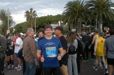 Z Česka plného smogu na maraton pod palmami