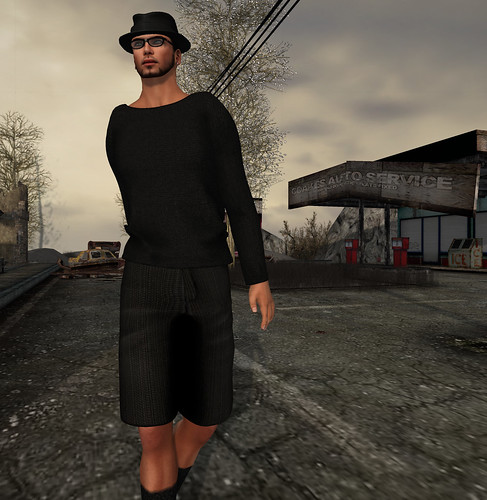 Menswear Fashion Week 2012  Tableau Vivant
