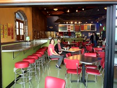 restaurant, room, food court, recreation room, interior design, cafeteria,