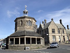 Market Cross (1747), Barnard Castle