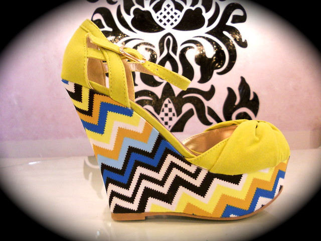 chevron wedge