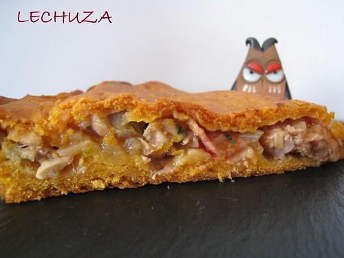 Empanada de pollo y bacon (30)