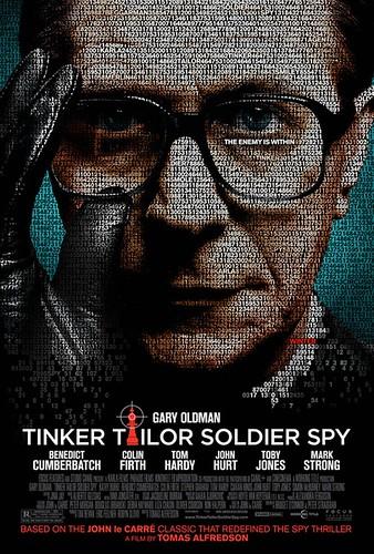 锅匠,裁缝,士兵,间谍 Tinker Tailor Soldier Spy (2011)