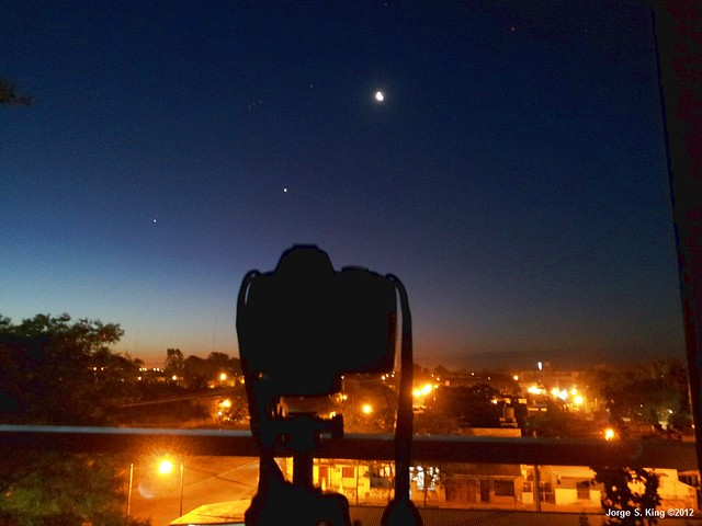 Fotografiando planetas