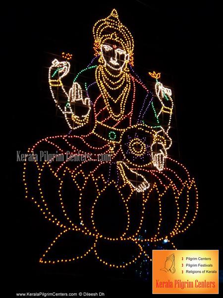 Amundirathu Devi Temple Festival 2012