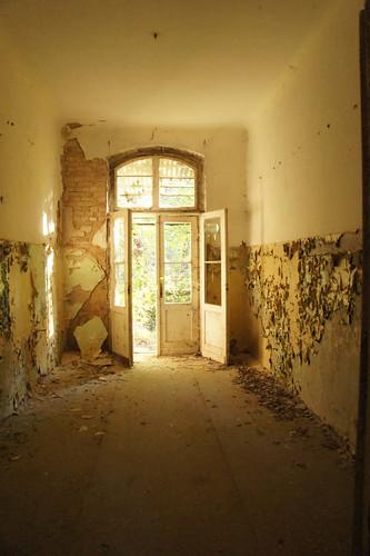 Abandoned Hospital by Jonathan Adami