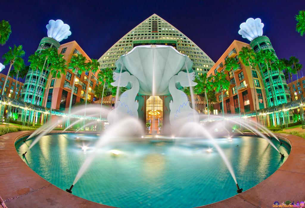 Walt Disney Dolphin Resort Hotel