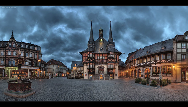 Marktplatz Wernigerode (Germany)