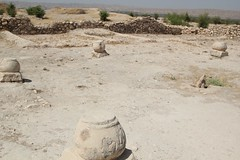 archaeology, soil, sand, ruins, geology, archaeological site,