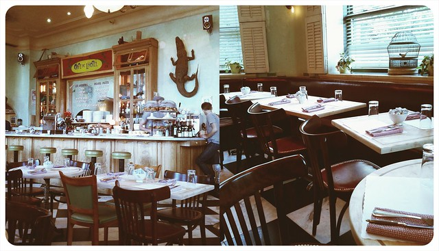 Cafe Gitane New York Ebisu