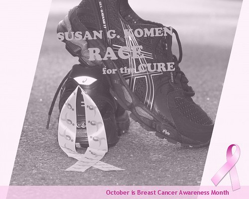 Day 9: October is Breast Cancer Awareness Month