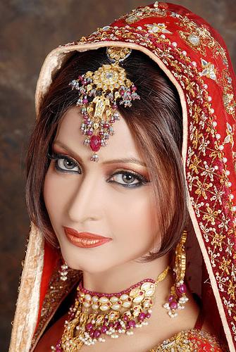 Pakistani Couple Bride Dulha Dulhan Groom Wallpaper 02