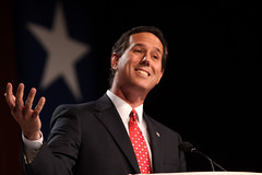 Rick Santorum - We will never have elite, smart people on our side