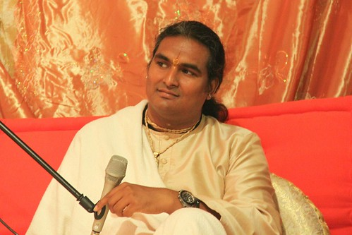 Navaratri and Dussera with Sri Swami Vishwananda