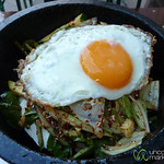 Bibimbap at Ixthys Restaurant - Berlin