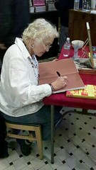 Trina Robbins at the Fantagraphics Bookstore & Gallery, October 8, 2011