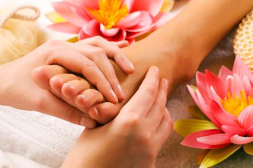 Massage School of QLD Reflexology