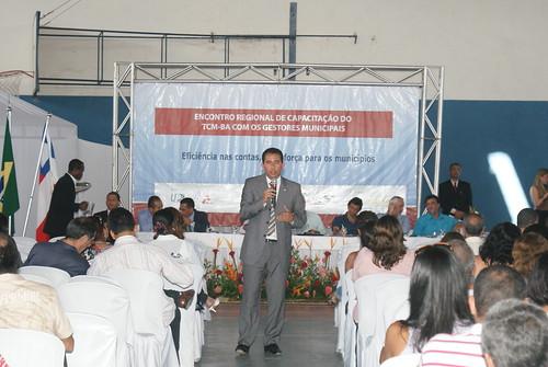 ENCONTRO REGIONAL DE CAPACITAÇÃO TCM BA RUI BARBOSA
