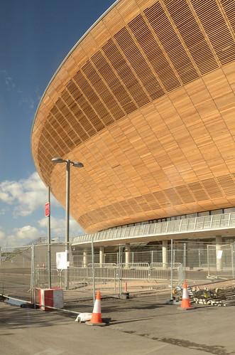 2012 Olympics velodrome (Oct 2011)