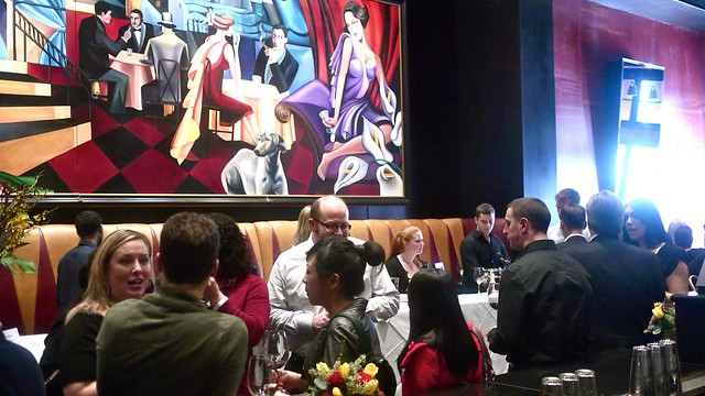 Painted Rock Wine   Gotham Steakhouse