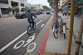 New Bike Facilities 2nd Street