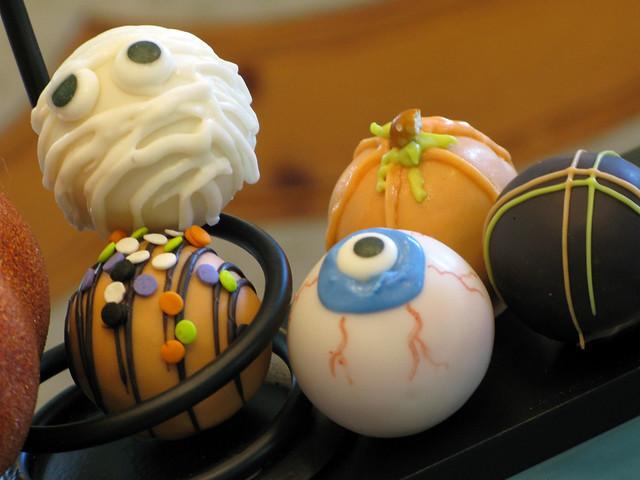 Halloween Cake Balls | Flickr - Photo Sharing!