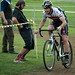 MFG Cyclocross Tainted Cash Hand Up: Get Closer Next Time by Hugger Industries