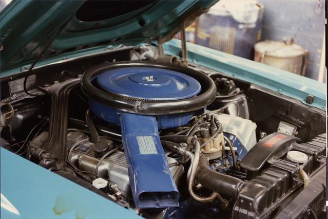 1970 boss 429 engine bay flickr photo sharing for Fugate motors el dorado springs missouri