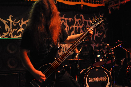 Decapitated at The Rainbow