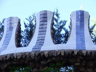 Parc Güell Mosaic