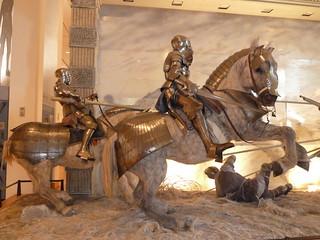 Battle of Pavia Royal Armouries Museum Leeds Yorkshire