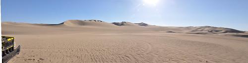 peru america sand desert south dune lagoon palm oasis buggy boarding huacachina