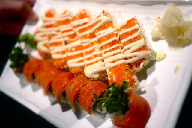 Oysi Oysi Sushi Bar | Alberni Street