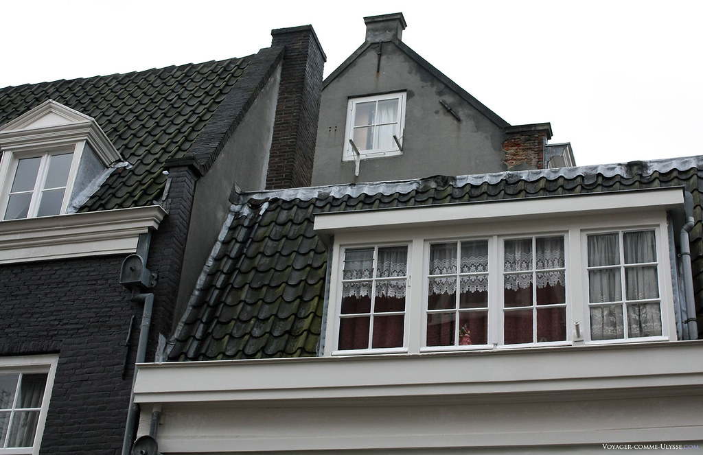 Promenade Dans Les Rues D 39 Amsterdam