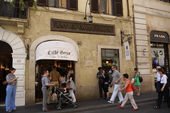 Cafe Antico caffe Greco-Ancient cafe place in Rome - Things to do in Rome