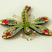 My Beaded Dragonfly is Finished by Elsita (Elsa Mora)