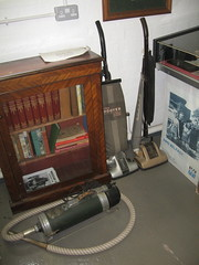 Early vacuum cleaners