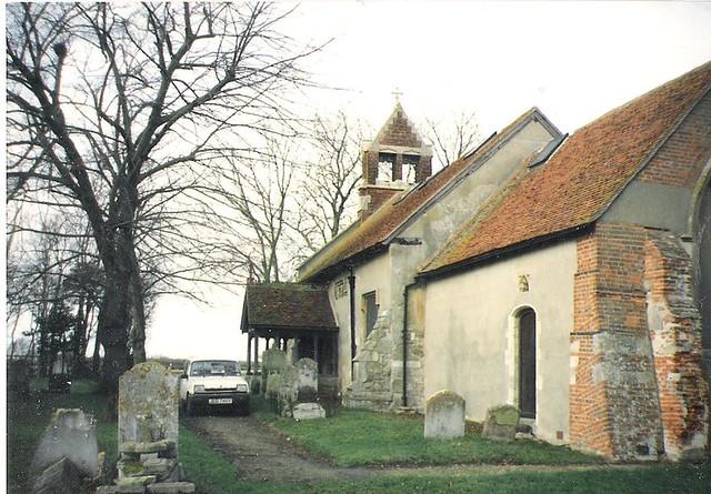 monastery essex january 1992