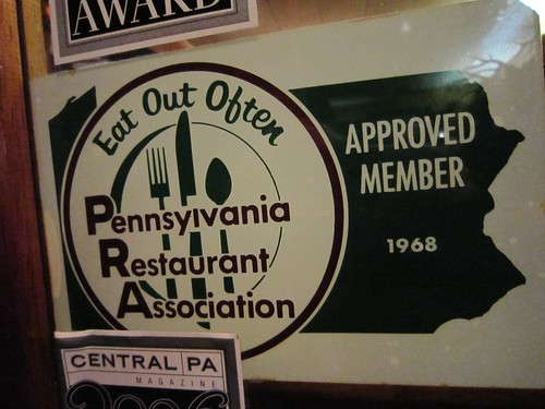 Pennsylvania Restaurant Association 1968