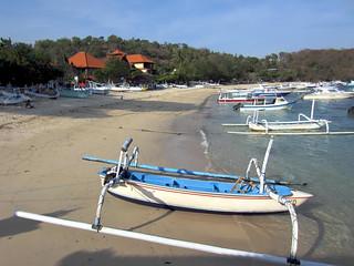Image of Padang Bai Beach. bali indonesiapadangbai