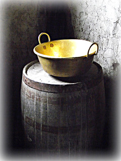 THE BRASS POT
