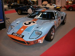 race car, automobile, vehicle, performance car, automotive design, sports prototype, ford gt40, ford gt, land vehicle, luxury vehicle, supercar, sports car,