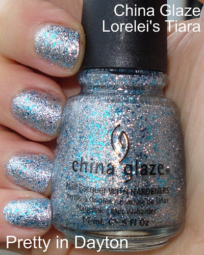 China Glaze - Lorelei's Tiara