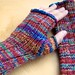 Autumn Tapestry Wristwarmers