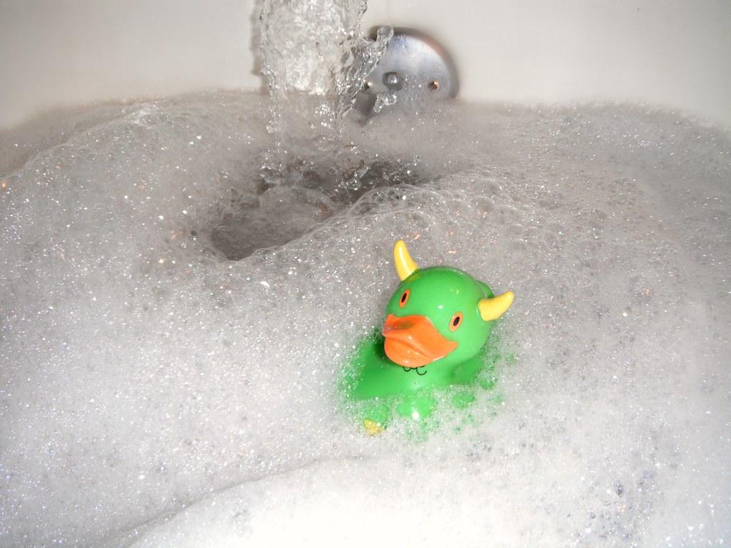 loch ness ducky