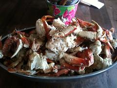 crab, seafood, food, dish,