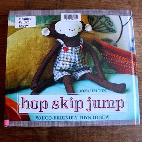 hop skip jump softies book